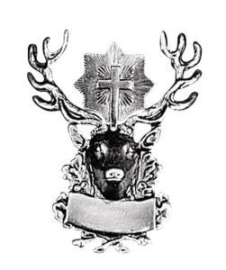 Odznak ARTURE Hubert 2699