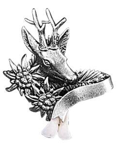 Odznak ARTURE srnec s řezáky 2664