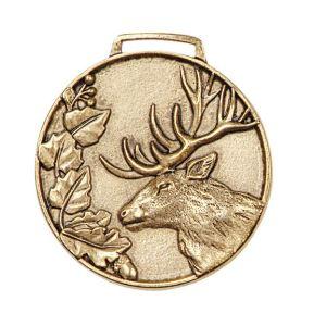 Zlatá medaile jelen