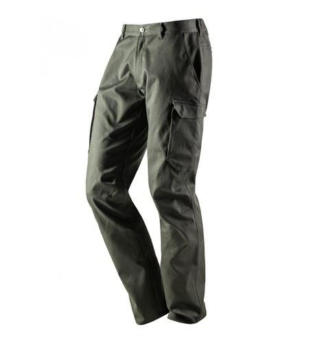 Kalhoty Tagart Enduro zelené
