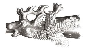 Odznak ARTURE toulec s jelenem 2680