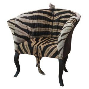 Křeslo ARTURE Dominator - 32 - Zebra