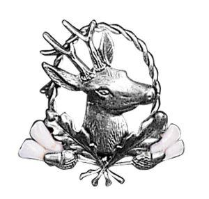 Odznak ARTURE Srnec s řezáky 2666