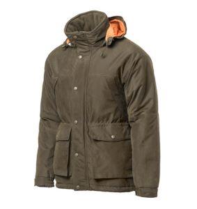 Zelená zimní bunda Tagart Gomera Pro 3XL
